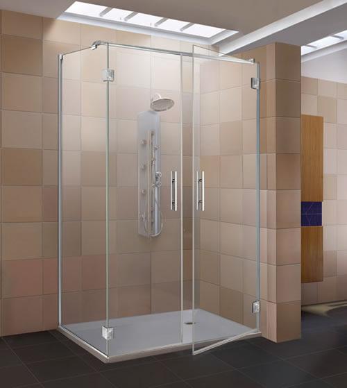 Mamparas de ducha novedades dise os aluminios leganes - Mampara ducha madrid ...