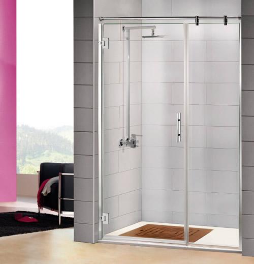 Mamparas de ducha bisagra rotativa aluminios leganes for Bisagras para mamparas
